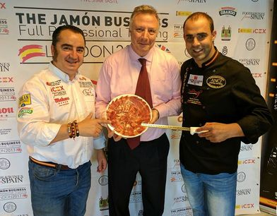 The Jamón Business Full Professional Training